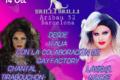 "Il ""GAY FACTORY"" PRESENTATO IN SPAGNA CON LE DRAG STAR, LAKISHA MOORE & CHANTAL TIRABOUCHON!"